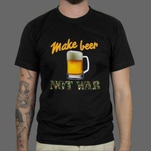 Majica ili Hoodie Make Beer 1 boja