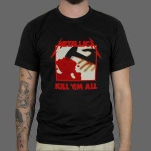 Majica Metallica 11