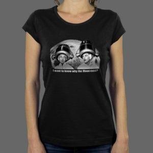 Majica ili Hoodie Moon Hairdry 1