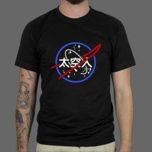 Majica ili Hoodie NASA jap neon 1