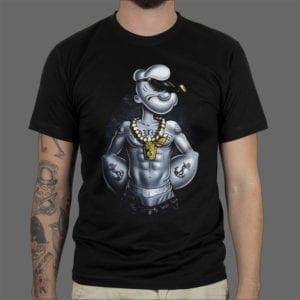 Majica ili Hoodie Popeye 2