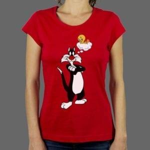 Majica ili Hoodie Sylvester & Tweety 1