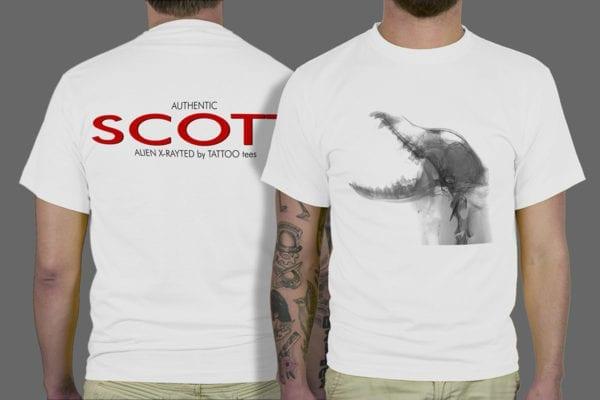 Majica ili Hoodie Scott 1