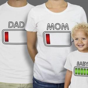 Majice Battery Family 1
