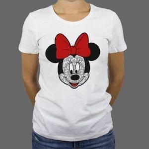 Majica ili Hoodie Minnie Tattoo 1
