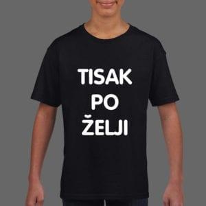 Tisak na dječju majicu