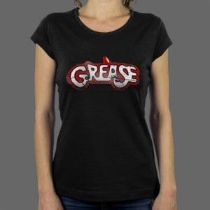 Majica ili Hoodie Grease Logo 1