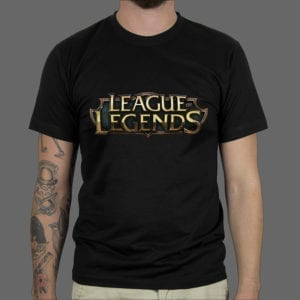 Majica ili Hoodie League of Legends logo 1