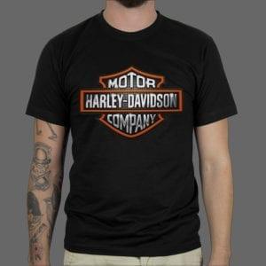 Majica ili Hoodie Harley Logo 1