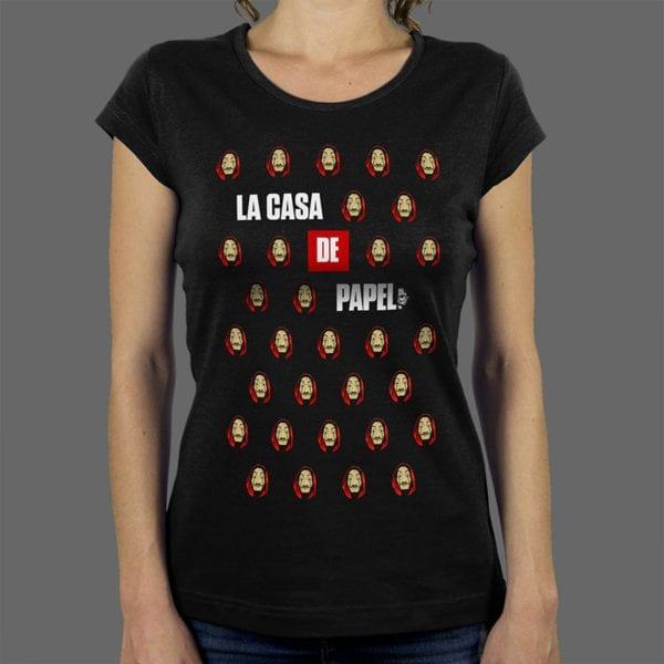 Majica La Casa De Papel 1