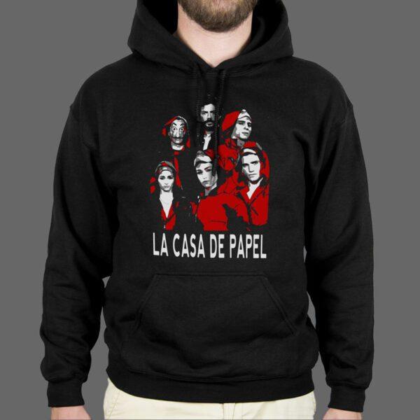 Majica ili Hoodie La Casa De Papel 4