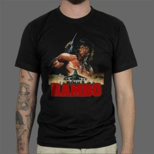 Majica ili Hoodie Rambo 1