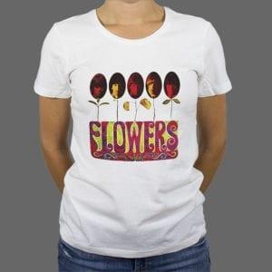 Majica Stones Flowers 1