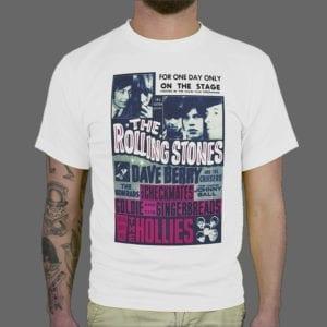 Majica Stones Poster 1
