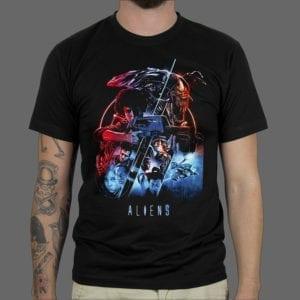 Majica ili Hoodie Aliens 1