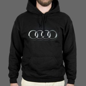 Majica ili Hoodie Audi logo 2
