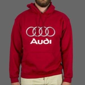 Majica ili Hoodie Audi logo 3
