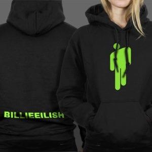 Majica ili Hoodie Billie Eilish 2
