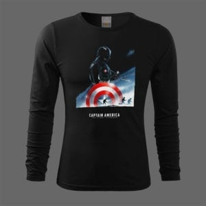 Majica ili Hoodie Captain America 2