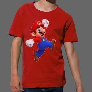 Majica ili Hoodie Super Mario 1