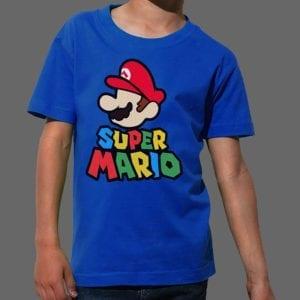 Majica ili Hoodie Super Mario 3