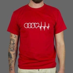 Majica ili Hoodie Audi Heartbeat 1