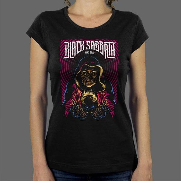 Majica ili Hoodie Black Sabbath 2