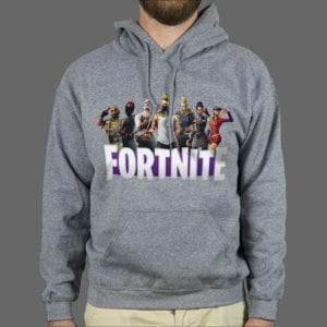 Majica ili Hoodie Fortnite City 1