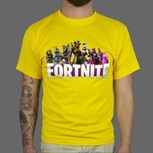 Majica ili Hoodie Fortnite Cowboy 1