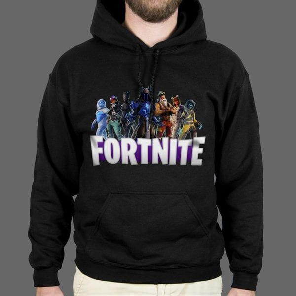 Majica ili Hoodie Fortnite Winter 1