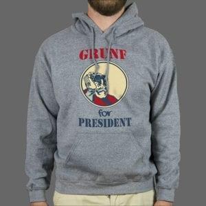Majica ili Hoodie Grunf 21