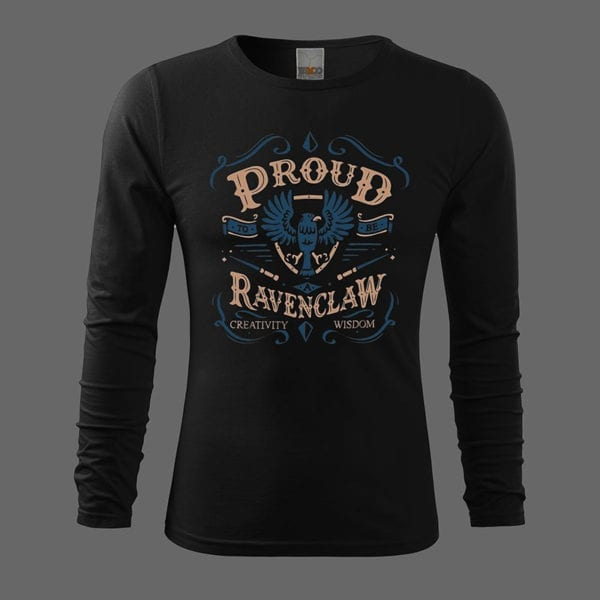 Majica ili Hoodie Harry Potter Ravenclaw