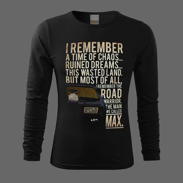 Majica ili Hoodie Mad Max 3