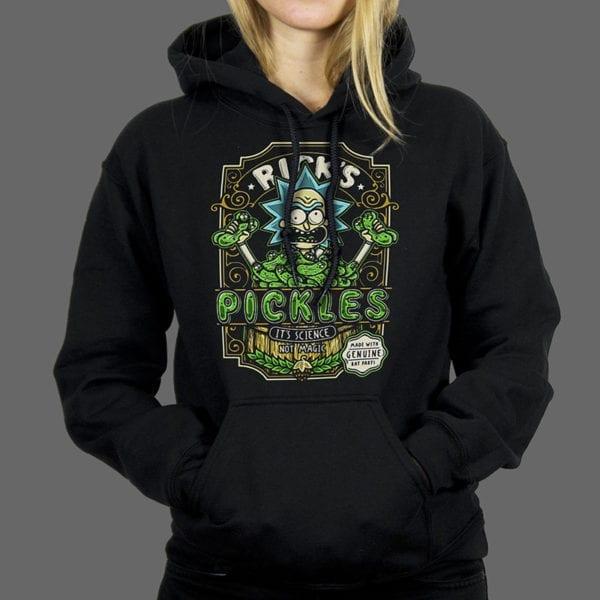 Majica ili Hoodie Rick & Morty 6