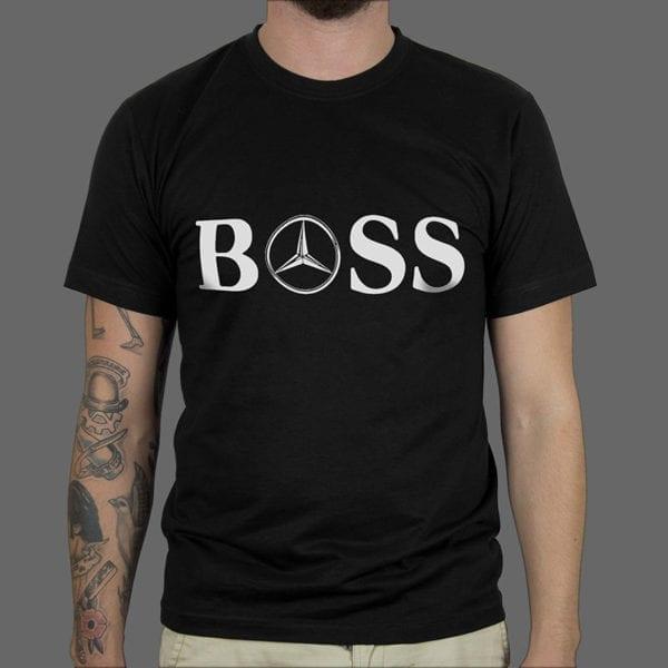 Majica ili Hoodie Mercedes Boss 1
