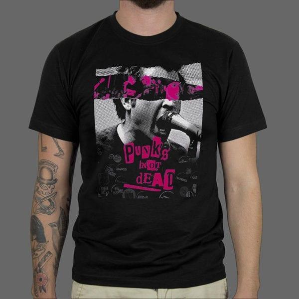 Majica ili Hoodie Punks Not Dead 1