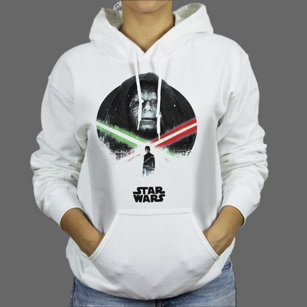Majica ili Hoodie Star Wars Return 1