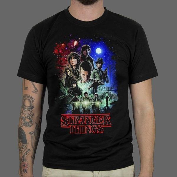 Majica ili Hoodie Stranger Things S1