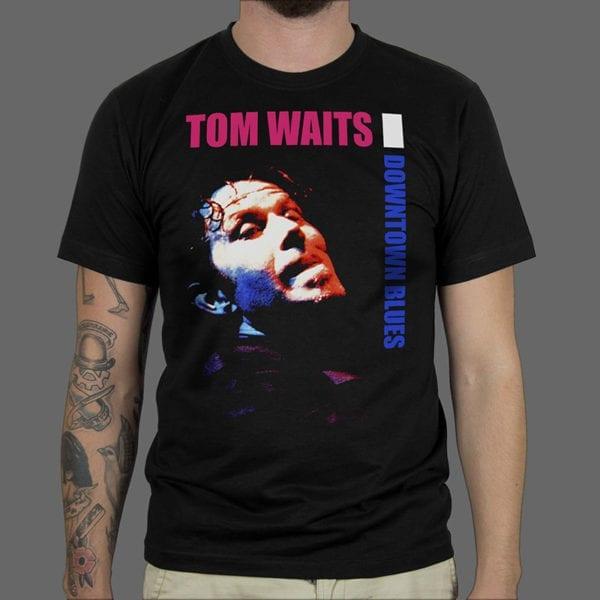 Majica ili Hoodie Tom Waits Downtown 1
