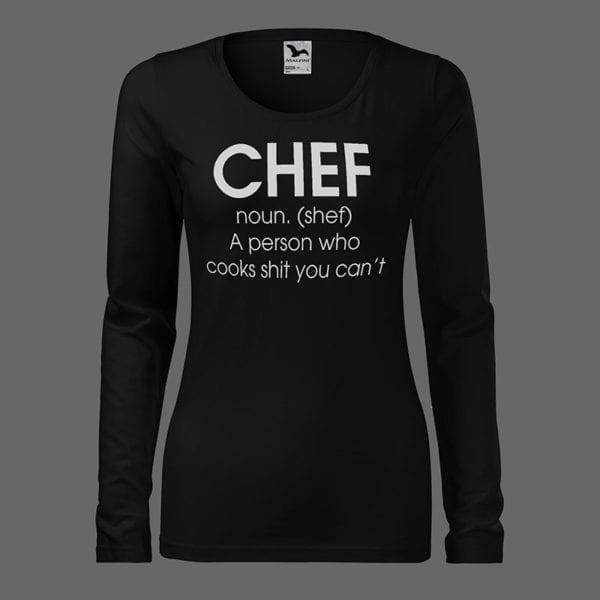 Majica ili Hoodie Chef 1