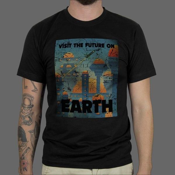 Majica ili Hoodie Cosmos Earth