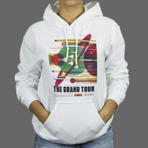 Majica ili Hoodie Cosmos Grand Tour