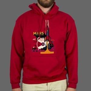 Majica ili Hoodie Cosmos Mars 1