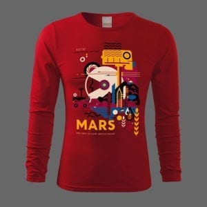 Majica ili Hoodie Cosmos Mars 2