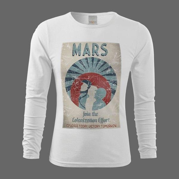 Majica ili Hoodie Cosmos Mars 3
