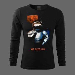 Majica ili Hoodie Cosmos Need