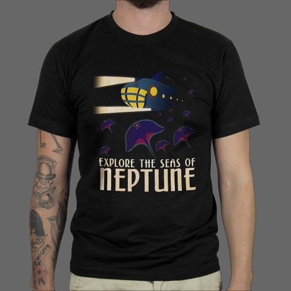 Majica ili Hoodie Cosmos Neptune