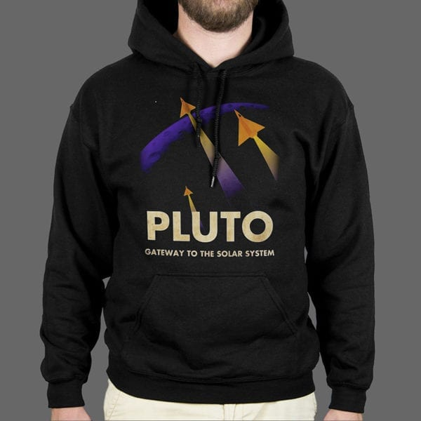 Majica ili Hoodie Cosmos Pluto