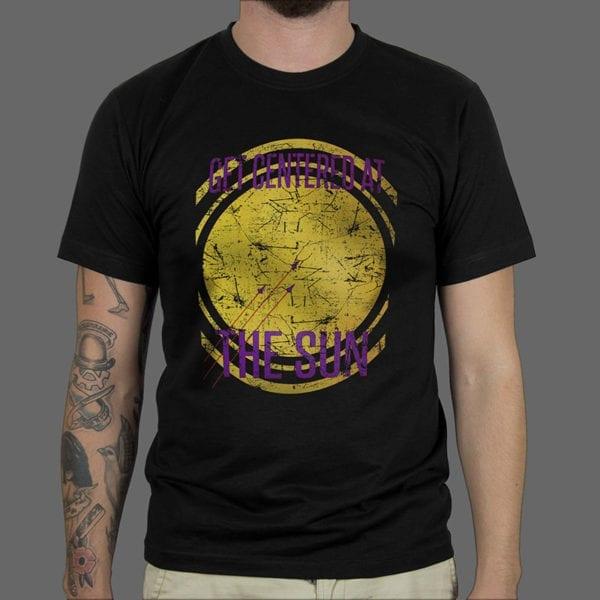 Majica ili Hoodie Cosmos Sun