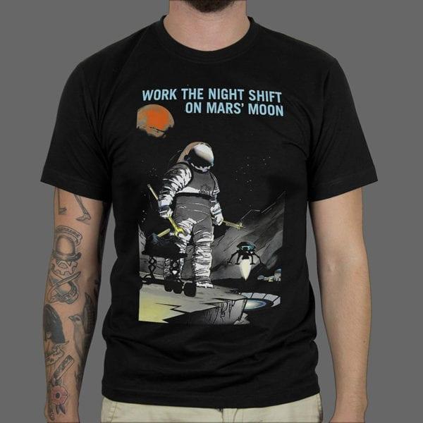Majica ili Hoodie Cosmos Worker